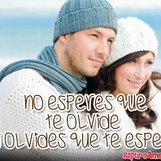 Tarjeta HD con Frase de Amor en Imagen de Pareja de Enamorados para Facebook