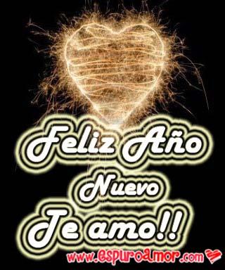 Ano Nuevo Imagenes Con Frases De Amor