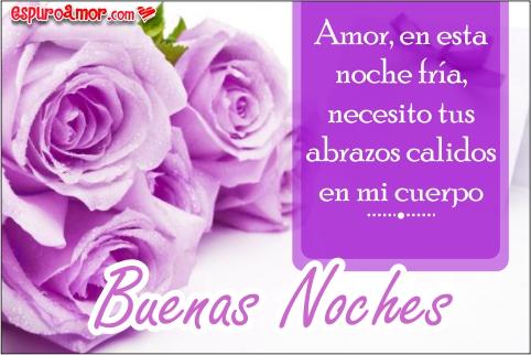 Buenas noches con rosas bellas