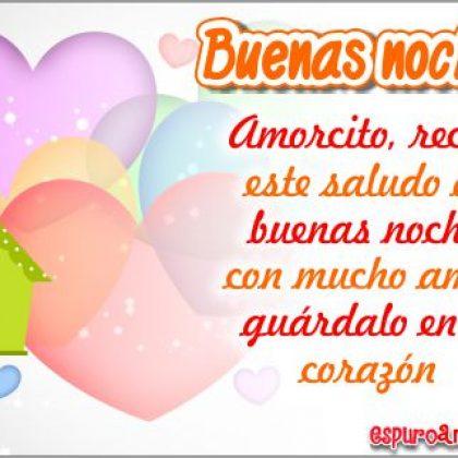 Imágenes de Amor gratis con Corazones de Buenas Noches