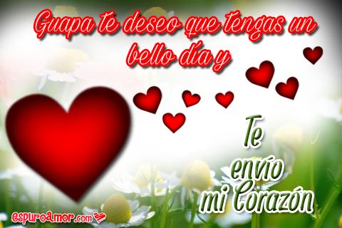 Imagenes De Corazones Dibujos Fotos Tarjetas De Amor
