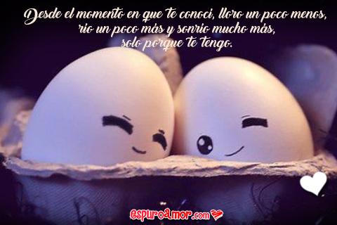 huevos amorosos