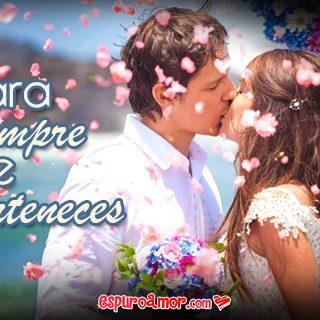 Imágenes con Frases de Amor para Parejas Enamoradas