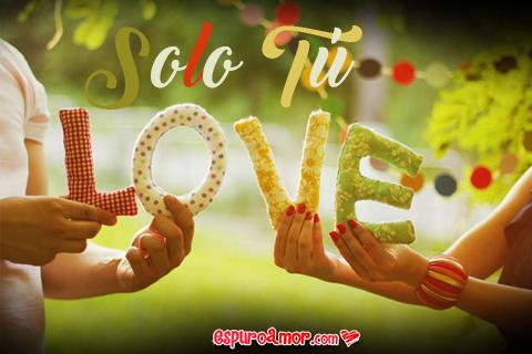 cartel de love